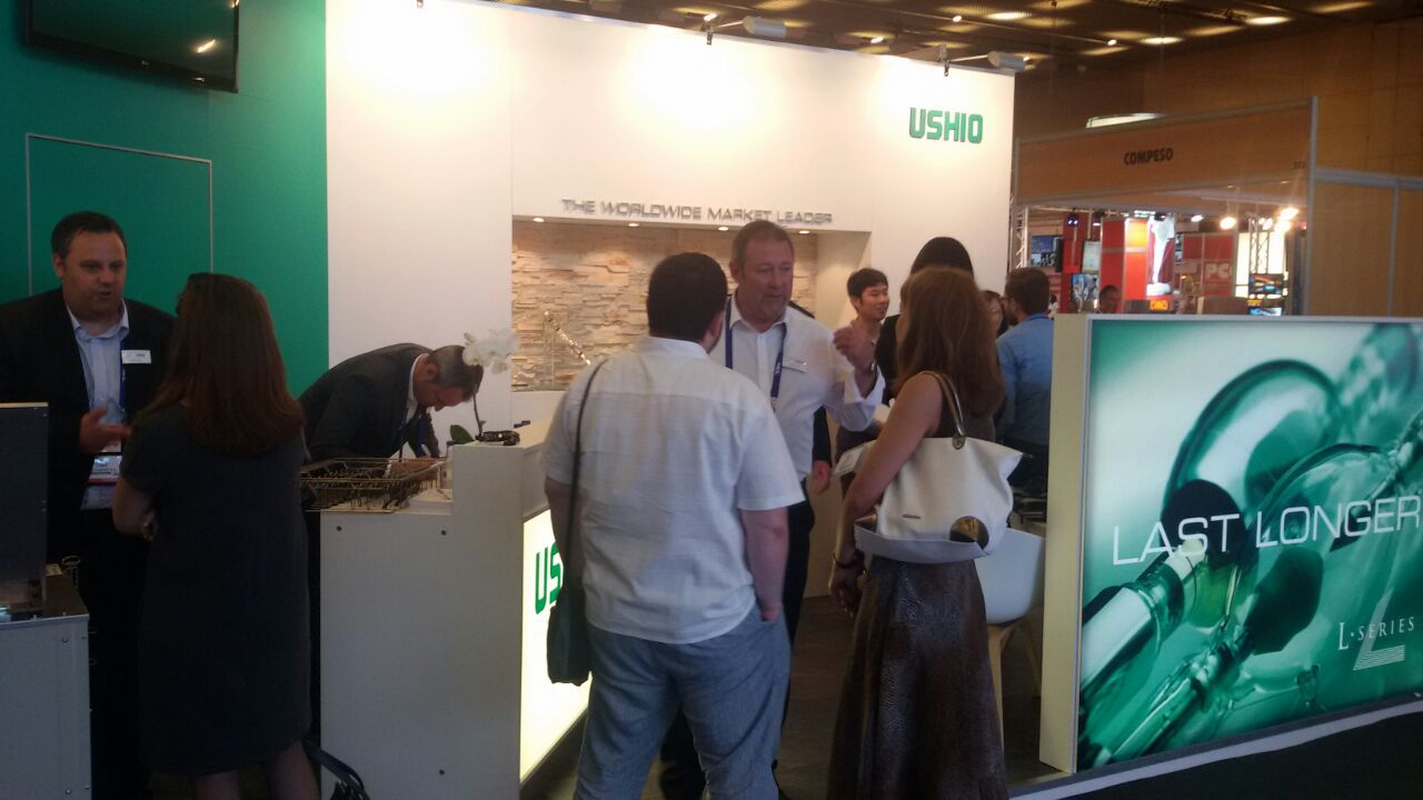 Thank you for visiting us at Cine Europe