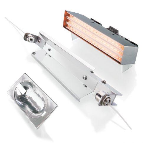 IR Heating Modules