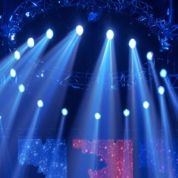 Entertain with our solutions for stage, studio, theatre and video