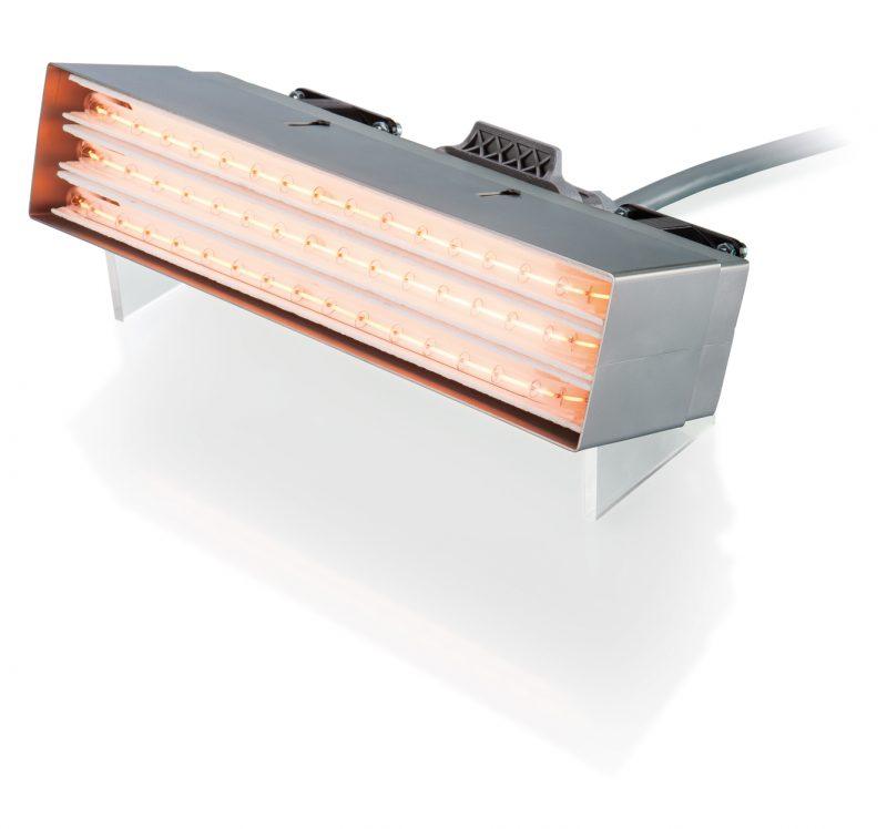 IR-heater solutions