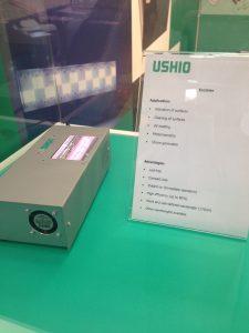 USHIO´s UniJet UV LED curing systems