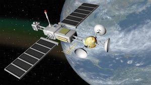 USHIO team turning night into day at ESA