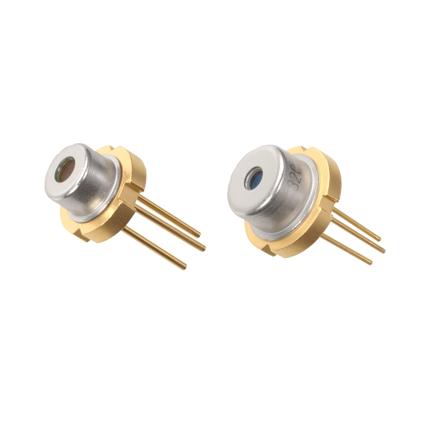 Combined Laser Diodes