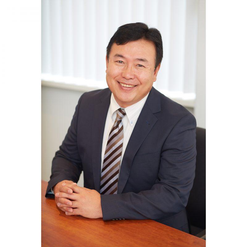 Hiroshi Matsubara CEO Ushio Europe
