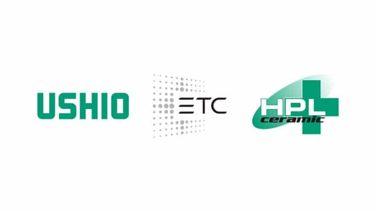 ETC endorse USHIO's HPL+ Ceramic Halogen single ended lamps