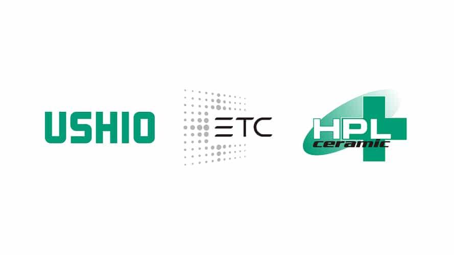 ETC unterstützt die Single-Ended-Lampen HPL+ Ceramic Halogen von USHIO