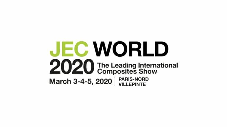 Ushio Europe will be attending JEC World 2020, Hall 5 Booth M92