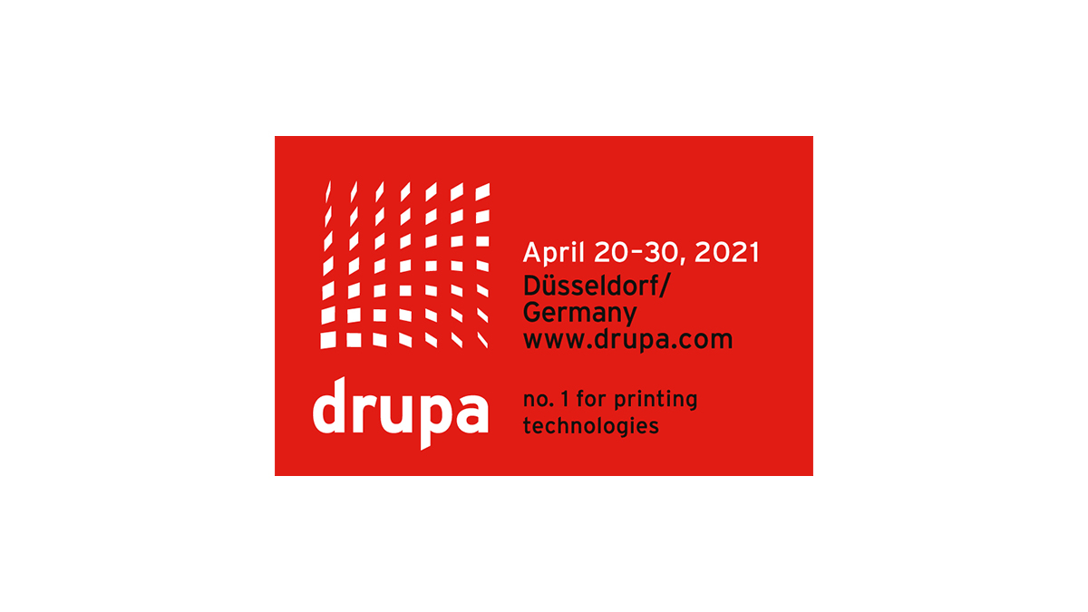 Ushio Europe will take part in the rescheduled DRUPA printing technology show, taking place April 20-30 2021
