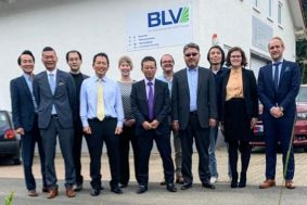 USHIO and BLV EUV acintic mask inspection teams meet at Steinhöring, Germany